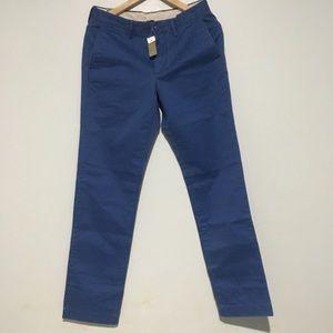 Other - Jcrew urban slim fit chino pants 29x32